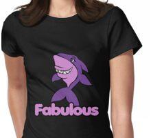 Fabulous Shark Womens Fitted T-Shirt