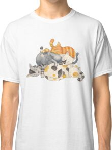 Cat Nap (Siesta Time) Classic T-Shirt