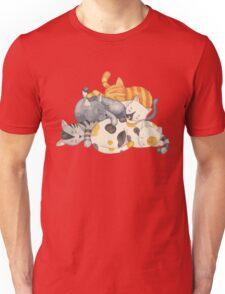 Cat Nap (Siesta Time) Unisex T-Shirt