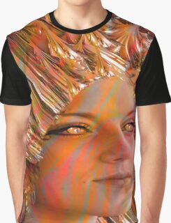 Crystal Eyes Graphic T-Shirt