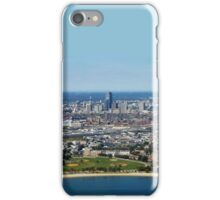 Aerial View of Boston iPhone Case/Skin