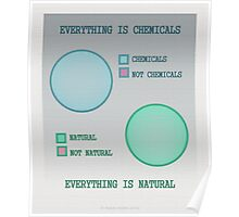 Everything is. Poster