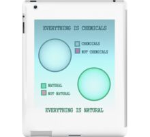 Everything is. iPad Case/Skin