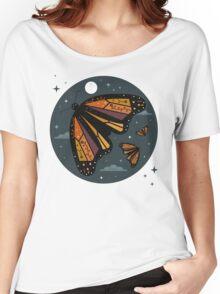 Monarch  Women's Relaxed Fit T-Shirt