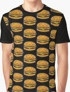 burger(s) Graphic T-Shirt