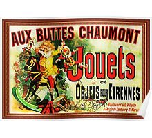 Jouets <3 Poster