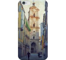 Mornings of Málaga iPhone Case/Skin