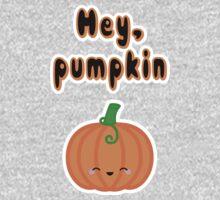 Hey, Pumpkin One Piece - Long Sleeve