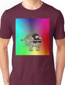 Dino Meme 420 Edition Unisex T-Shirt