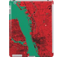 Liverpool Map iPad Case/Skin