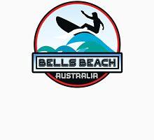 Surf Surfing BELLS BEACH VICTORIA AUSTRALIA Surf Surfer Surfboard Waves Ocean Beach Vacation Stickers Unisex T-Shirt