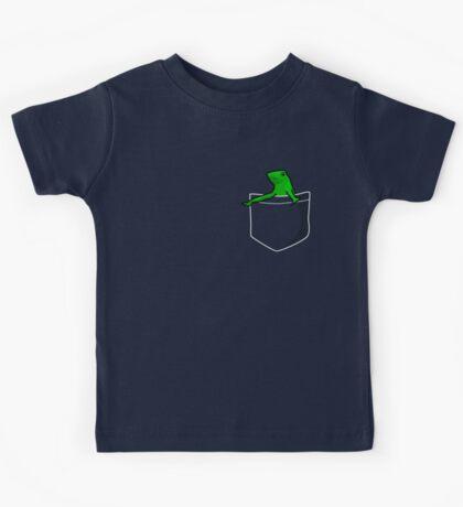 Pocket Dat Boi T-Shirt Kids Tee