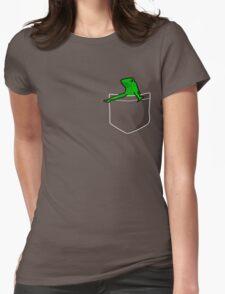 Pocket Dat Boi T-Shirt Womens Fitted T-Shirt