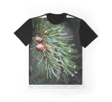 Fir tree Graphic T-Shirt