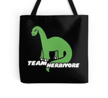 Team herbivore  Tote Bag