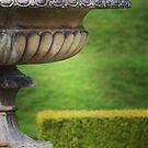 Plant urn by Jonesyinc