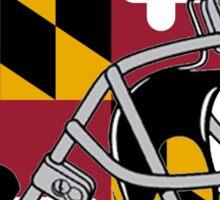 Maryland Football- Sticker Sticker