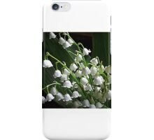 Sweet Perfume From The Garden iPhone Case/Skin