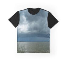 Ominous Clouds Approach Graphic T-Shirt