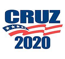 Cruz 2020 Photographic Print