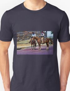 Cattle Drive 1 Unisex T-Shirt