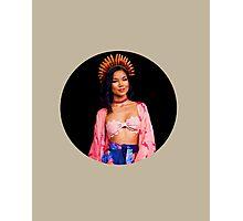 Jhené Aiko Goddess Photographic Print