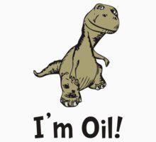 Dino Oil Kids Tee