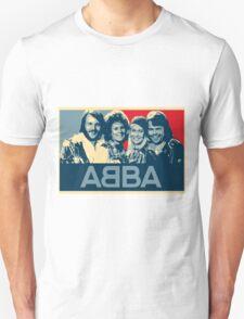 ABBA.  Unisex T-Shirt