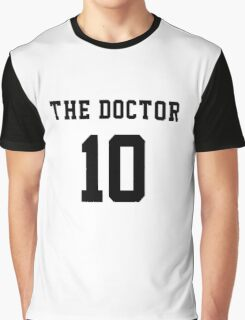 The Doctor - 10 Graphic T-Shirt