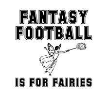 Fantasy Football Photographic Print
