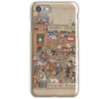 Ottoman Army Entering a City iPhone Case/Skin