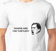 Where Are The Turtles?! - The Office (U.S.) Unisex T-Shirt