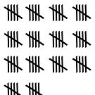 Tally Marks  by jgdias94