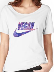 vegan purple!  Women's Relaxed Fit T-Shirt