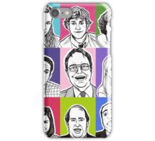The Office Cast iPhone Case/Skin