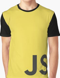 Javascript js stickers and shirts Graphic T-Shirt