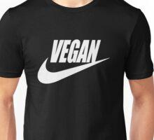 vegan white Unisex T-Shirt