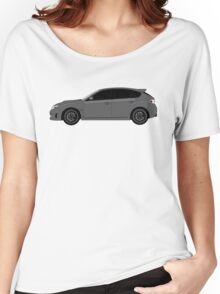 Subaru WRX Hatchback  Women's Relaxed Fit T-Shirt