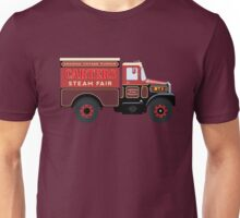 Carters Steam Fair Scammell Unisex T-Shirt