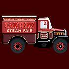 Carters Steam Fair Scammell by Carter & Rickard