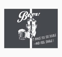 Beer Feeling Funny Quote One Piece - Long Sleeve
