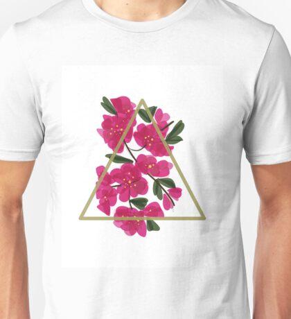 Bougainvillea Unisex T-Shirt
