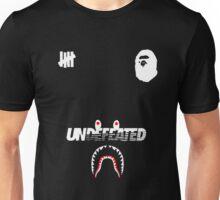 Bape x Undefeated Jersey Unisex T-Shirt