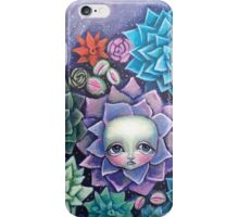Succulent Infant 1 iPhone Case/Skin