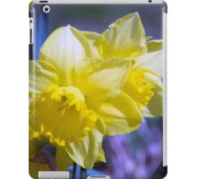 Spring Flower Series 18 iPad Case/Skin