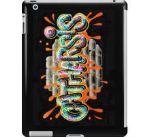 Catharsis [All Black] iPad Case/Skin