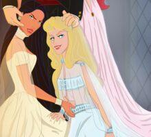 Disney's Dracula's wives Sticker