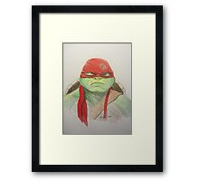 Ralph Illustration Framed Print