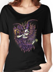 Malevolent Gaze Women's Relaxed Fit T-Shirt