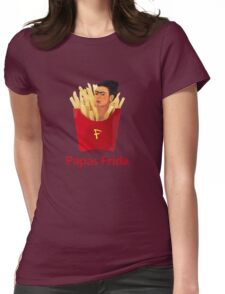 Papas Frida Womens Fitted T-Shirt
